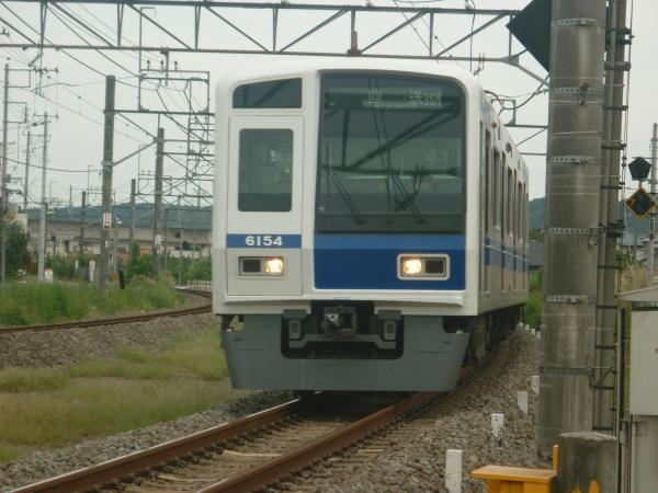 2014-09-19 西武6154F 快速急行飯能行き 1707レ