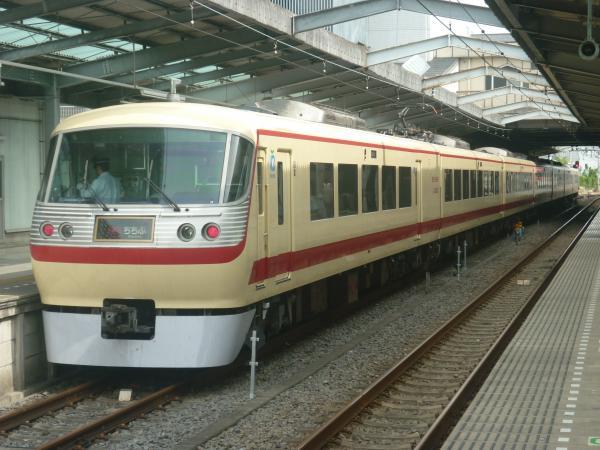 2014-09-19 西武10105F 特急西武秩父行き 15レ