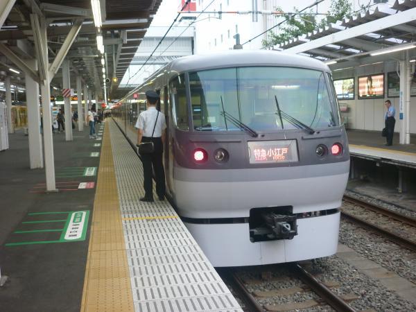 2014-09-19 西武10112F 特急西武新宿行き 132レ