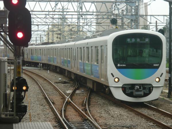 2014-09-19 西武32104F+38107F 準急池袋行き1 4108レ