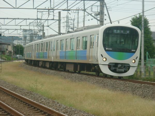 2014-09-19 西武32106F+38110F 準急池袋行き1 4120レ