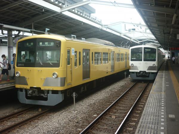 2014-07-23 西武3005F 1241F 2