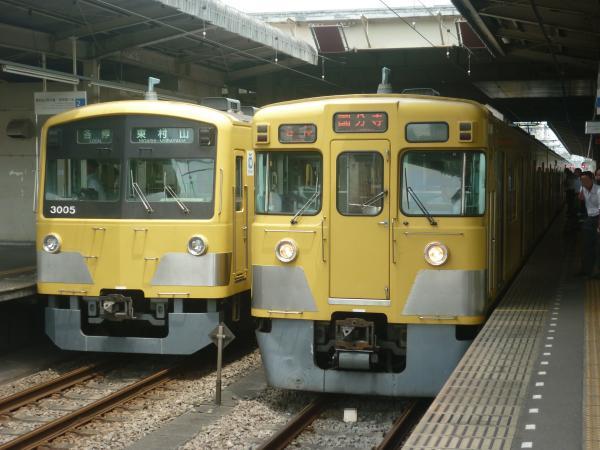 2014-07-23 西武3005F 2033F