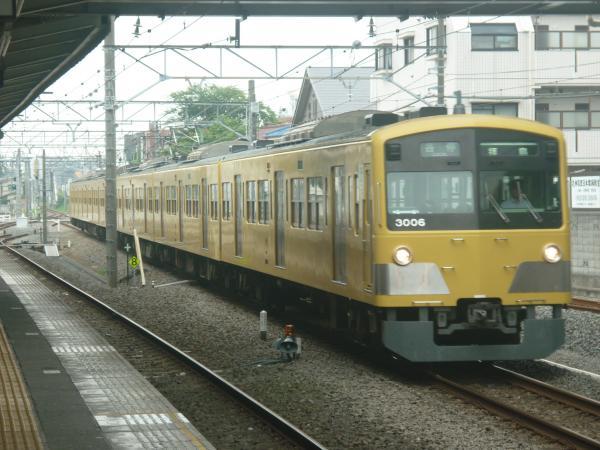 2014-07-23 西武3005F 各停-- 6677レ