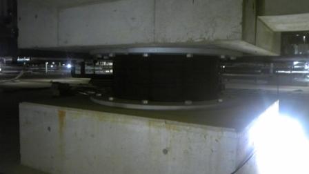 西予市民病院免震構造
