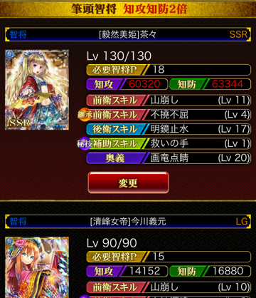 SR4進LVMAXフル覚醒智将_2倍