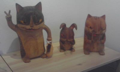 ワル猫たち