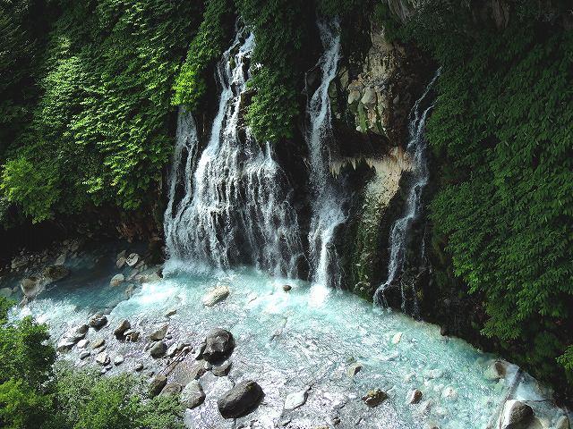 s-白ひげの滝とブルーリバー7,13