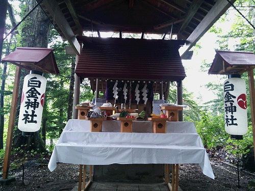 s-神社の祭壇!準備OK!!