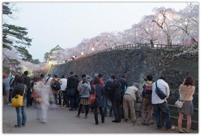 青森県 弘前市 弘前 ひろさき ヒロサキ さくら サクラ 桜 祭り まつり 弘前さくらまつり 弘前公園 観光 イベント