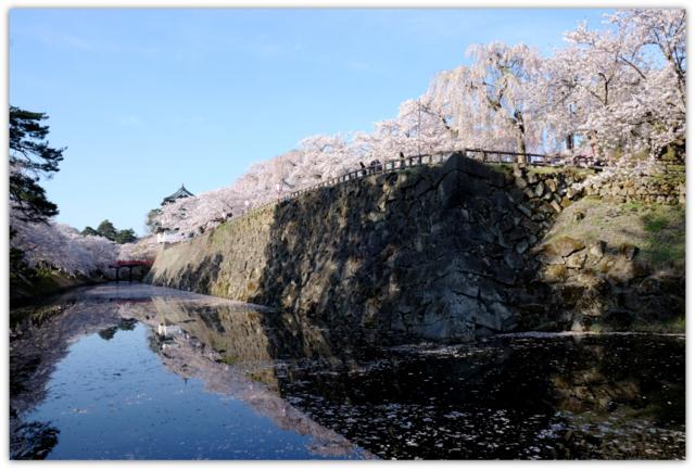 青森県 弘前市 弘前 ひろさき ヒロサキ 弘前公園 桜 弘前さくらまつり 写真