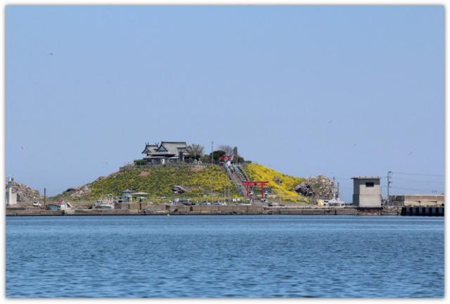 青森県 八戸市 海 港 八戸港 工業港 国際貿易港 うみねこ 写真 蕪島