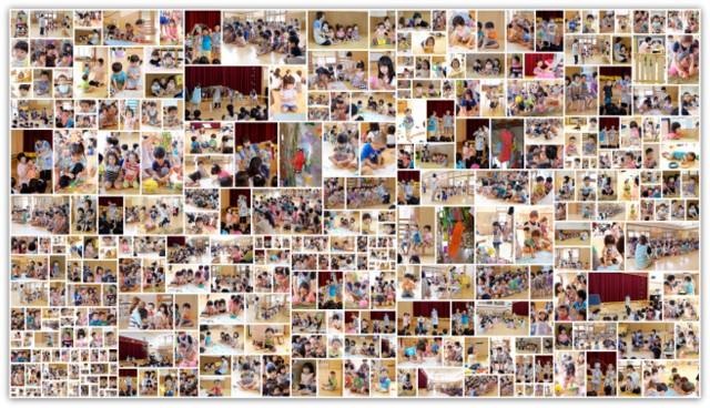 保育所 保育園 幼稚園 イベント 行事 写真 撮影 弘前 出張 カメラマン スナップ 写真 写真館 フリーカメラマン 七夕 祭り