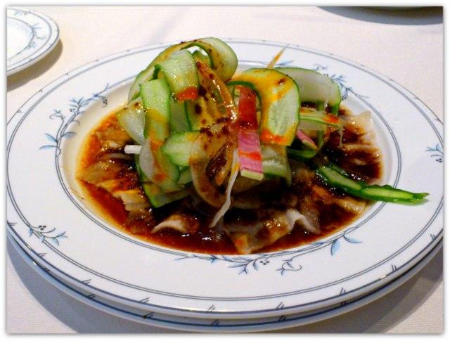 弘前 中国料理 豪華楼 雲白肉