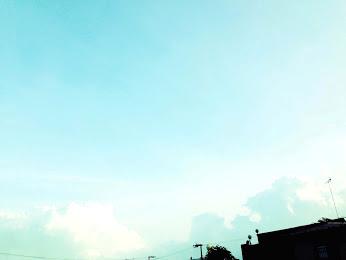 まくりんさん 青い空