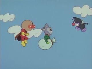 アンパンマンとかぜこぞう