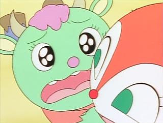 ドキンちゃんと妖精バック