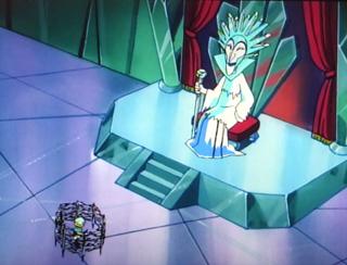 氷の女王とつららちゃん