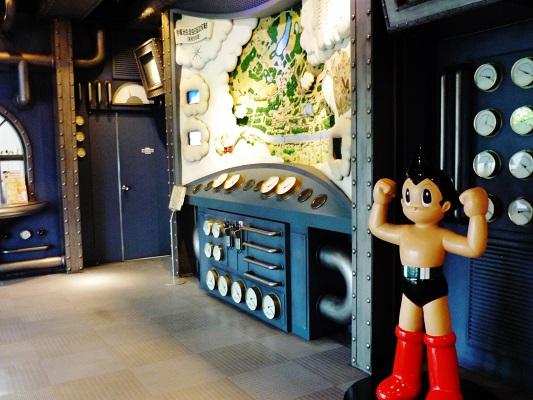 手塚治虫記念館-内部その2