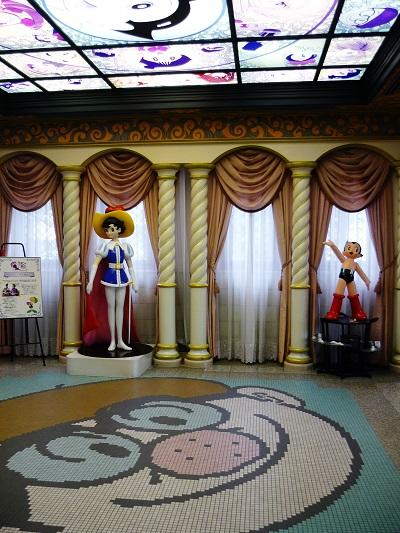 手塚治虫記念館-ホール