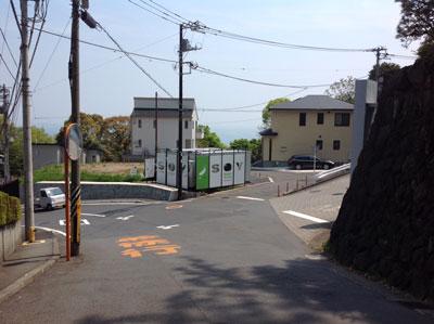 熱海・桃山町 新事務所