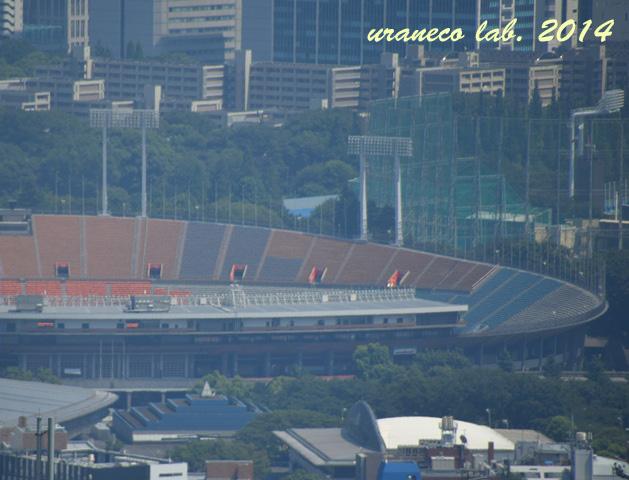 8月3日国立競技場