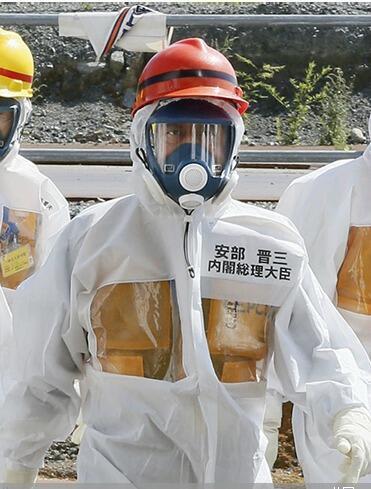 福島の安全な暮らしは風評です。By安倍