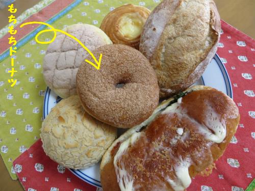 トカトカのパン