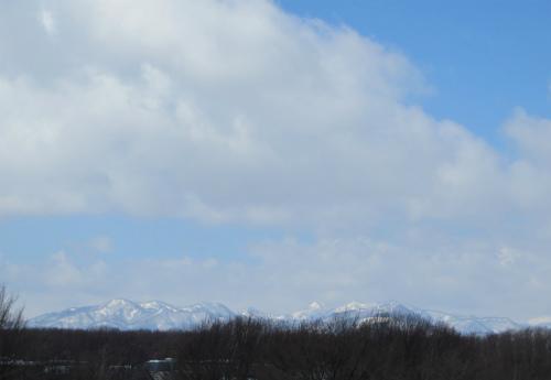 札幌のお山