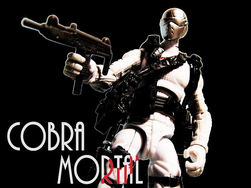 cobra mortal
