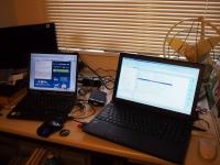 PC移行作業
