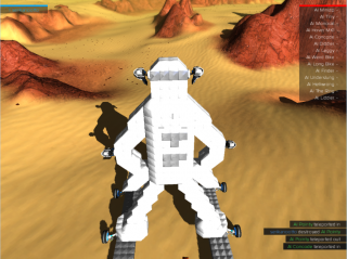 ロボクラスターマン2