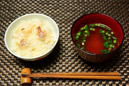 ご飯とみそ汁2014416