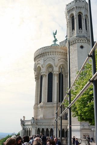 リヨン大聖堂20140609