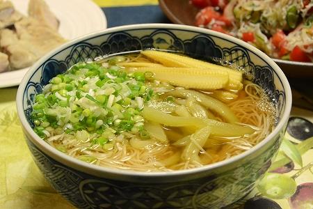 鯖ニュウ麺20140711