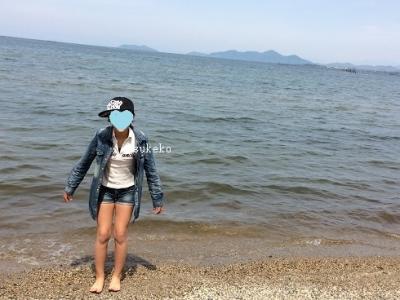 今年初の水遊び!!