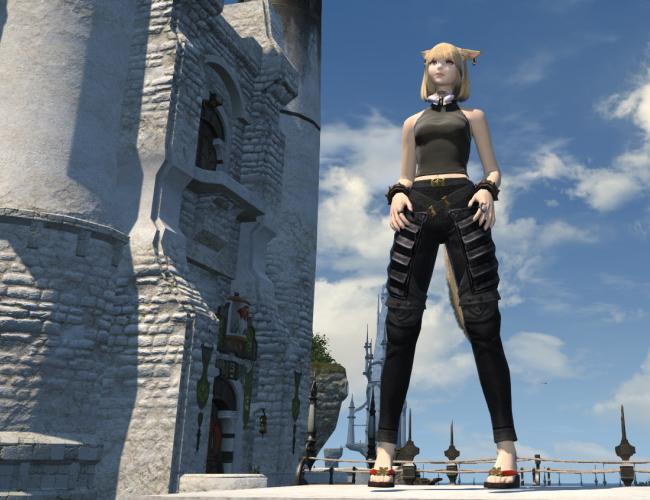 シルクスの塔!12