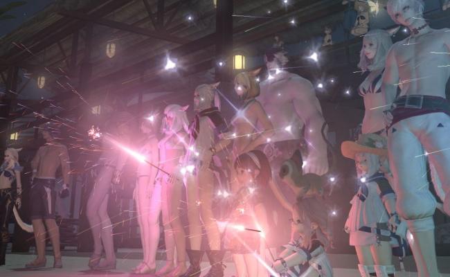 コスタの花火大会3
