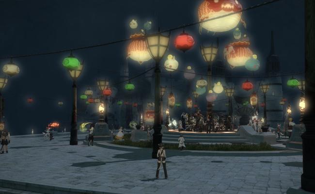 花火と紅蓮祭1