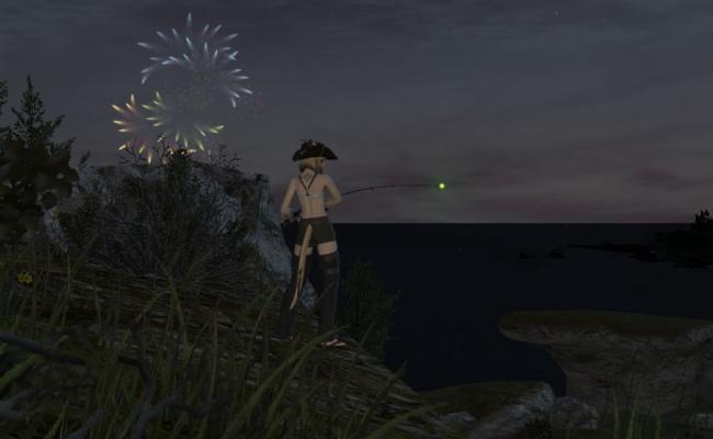 花火と紅蓮祭10