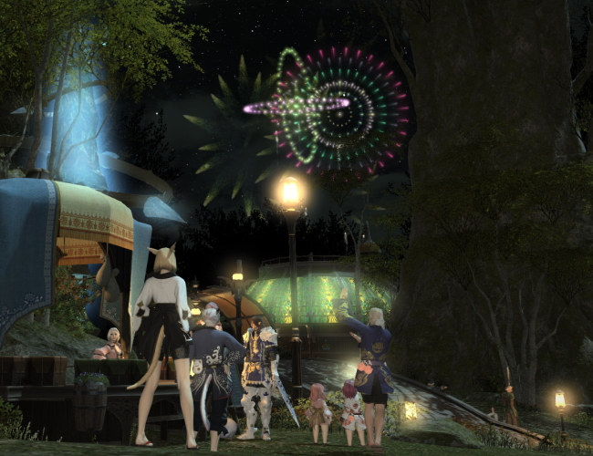 花火と紅蓮祭14