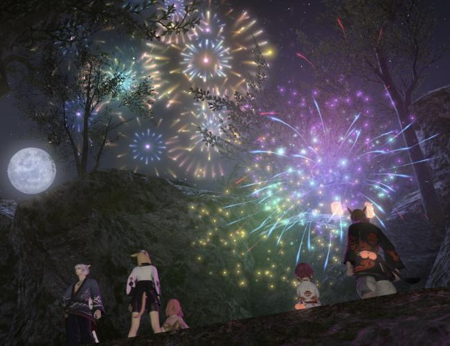 花火と紅蓮祭15