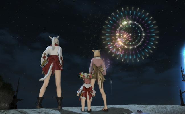 花火と紅蓮祭18