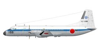 YS-11PC #155 (1)