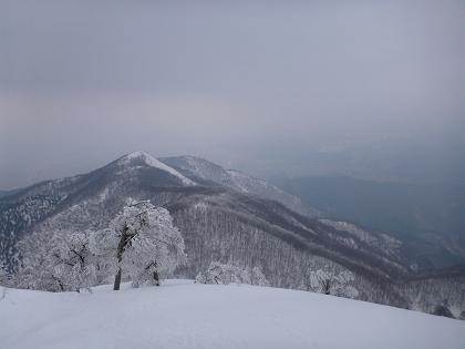 20140316荒島岳17