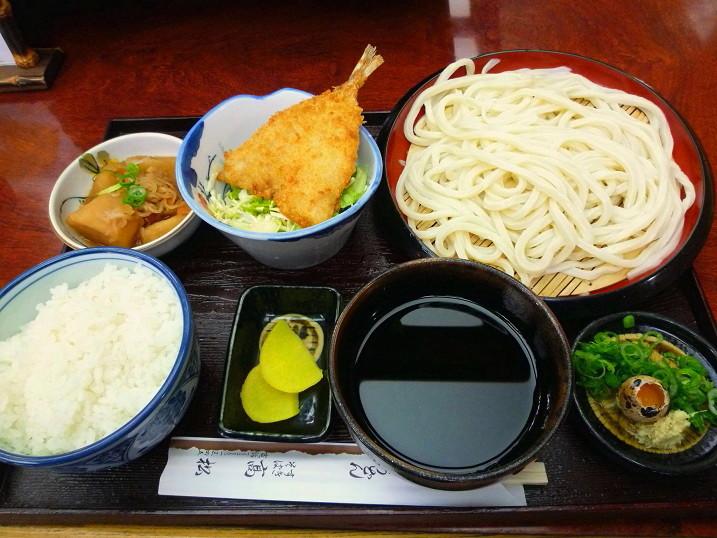 高松ざる定食7