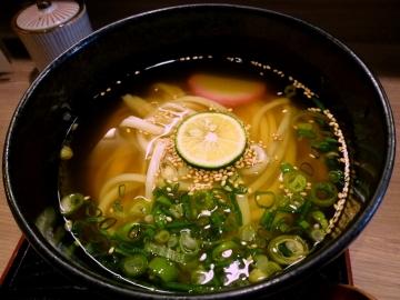 柔製麺冷かけ2