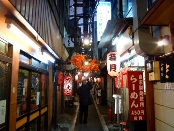 西新宿思い出横丁2
