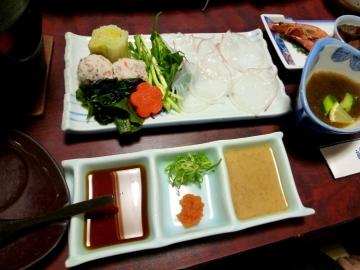 望洋夕食8