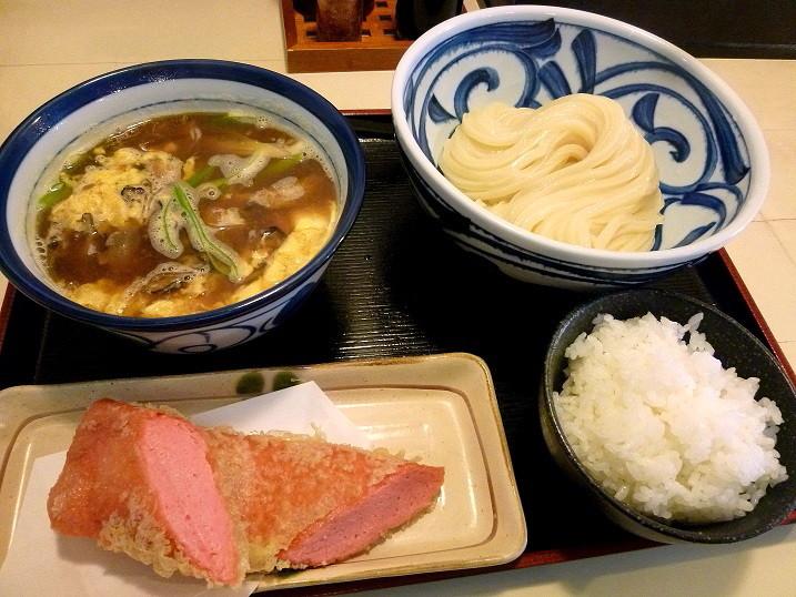讃々春のあさりつけ麺1